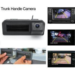 Dynamic parking line handle camera VW PQ or MQB Passat Jetta Tiguan RCD330 plus