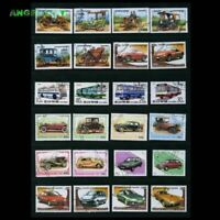 Postage Stamps Cars 200pcs Unused New Post Marks Stampel Collection Worldwide