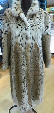 Lince lince Lynx Bobcat XL coat abrigo con una autorización de venta