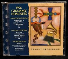 CD Grammy 96 - Let Her Cry One of Us You Oughta Know Waterfalls Kiss From A Rose