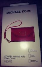 michael kors wallet clutch for apple iphone