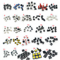 SMD Vertical Horizontal Tactile Push Button Small Switch 25-Types Various Sizes