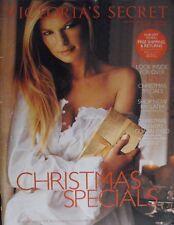 MARISA MILLER Christmas Specials 2002 Victoria's Secret Catalog