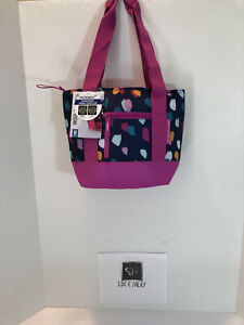 Arctic Zone Insulated Lunch Bag Beach Mini Tote –  8 Can Capacity NWT