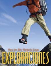 World Languages: Exploraciones by Margarita Casas and Mary Ann Blitt (2011,...
