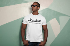 Marshall AMPS Logo style T-Shirt all Sizes