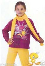 PIJAMA NIÑA WARNER PIOLIN  - Pigiama Bambina Titti  - PYJAMAS ENFANTS TWETTY T.4