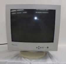 "RELISYS TE988G 20"" CRT Display monitor"
