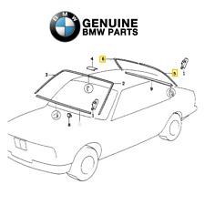 Pair Set of Left an Right Decorative Frame Molding Genuine For BMW E34 525i M5