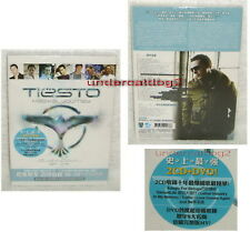 Tiesto Magikal Journey The Collection Taiwan 2-CD+DVD