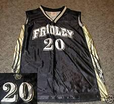 Fridley Tigers Basketball Jersey M Minnesota Mn Hs Nice