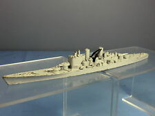 "TRI-ANG MINIC SHIPS MODEL No.M741 HMS ""VANGUARD"" BATTLESHIP (LIGHT GREY VERSION)"