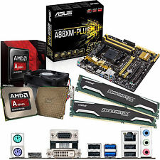 AMD Kaveri A10 7850K 3.7Ghz & ASUS A88XM-PLUS Inc Radeon R7 GFX & 16GB DDR3 1600
