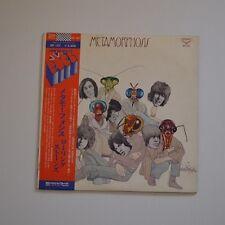 ROLLING STONES - Metamorphosis - 1975 ORIGINAL LP JAPAN