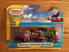 Percy's Sweet Special Gift pack for the Thomas & Friends Die-Cast Take-n-Play