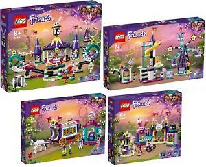 LEGO Friends Magisches Riesenrad Wagen 41689 41688 41687 41685 VORVERKAUF N7/21