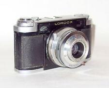 35mm Kleinbild Fotoapparat Kamera Leidolf Wetzlar Lordox 24x36 camera 1957