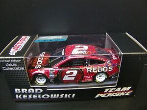 Brad Keselowski 2014 Redd's Apple Ale New Hampshire WIN Fusion 1/64 NASCAR CUP