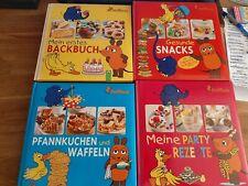 4x Kinder Kochbuch Backbuch Die Maus Die Sendung Mit Der Maus