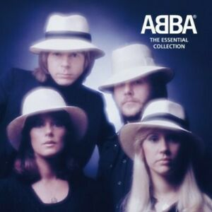 Abba Essential Collection 2 CD NEW