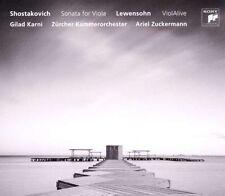 Gilad Karni - Works for Viola and Chamber Orchestra