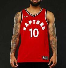 "NIKE NBA TORONTO RAPTOR ICON SWINGMAN JERSEY SIZES SMALL/(40) ""DeRozan"""
