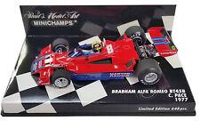 Minichamps Brabham Alfa Romeo BT45B #8 1977 - Carlos Pace 1/43 Scale