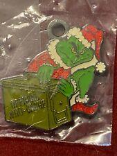 Extagz Holiday Grinch Stole the Ammo Can - Pathtag Alternative