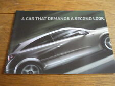 VAUXHALL ASTRA SPORTS HATCH DIRECT MAILER BROCHURE