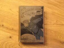 Der Schneider von Ulm - Max Eyth - Erster Band -Deutsche Verlags Anstalt um 1900