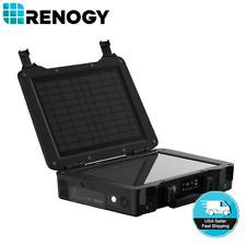 Renogy Phoenix Elite 300Wh Portable Solar Generator W/ Built-in 20W Solar Panel
