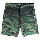 Hurley Fantasma Pantaloncini da surf Costume Bagno Uomo Tromba marina shorts