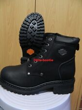 Harley-Davidson® Boots Stiefel Damen Leder schwarz Gr. 40  84399 Shawnee SALE !