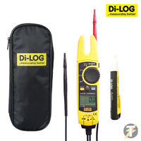 Di-Log DL6799 CombiVolt 5 1000V TrueRMS Voltage Continuity Current Tester KIT7V