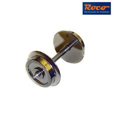 Roco 85632 / 40183 Radsatz 11 mm mit kurzer Spitze, AC - 1 Stück