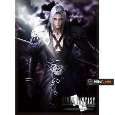 Final Fantasy Trading Card Sleeves - B - Dissidia Sephiroth - FF-7 VII - TCG