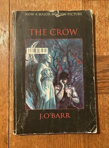 The Crow by J. O'Barr, in TPB, 3rd Print, Kitchen Sink Press