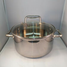 T-Fal Stainless Steel Stock Pot Vented Lid