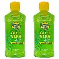 Banana Boat Aloe Vera Soothing Gel After Sun Skin Care  X 2