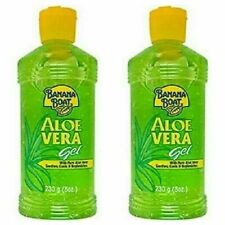Banana Boat Aloe Vera Soothing Gel After Sun Skin Care  X 2