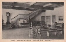 Postcard Lobby Paper Mill Playhouse Brookside Drive Millburn NJ
