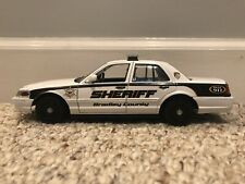 Bradley County Tennessee Sheriff's Office diecast car Motormax 1:24 scale