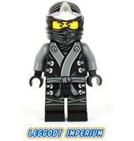 LEGO Minifigure - Cole - The Final Battle - Ninjago minifig njo080 FREE POST