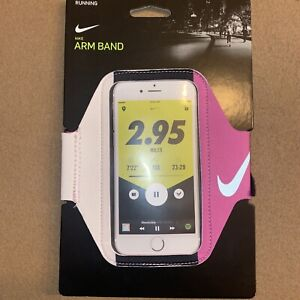 New Nike Lean Running Phone Arm Band Multicolored Unisex Fits Most Smartphones