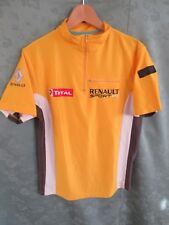 Renault Sport F1 Jersey Size Medium Lotus F1 Team Cyrille Kiener