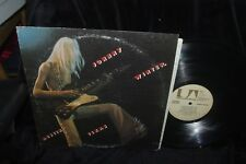 JOHNNY WINTER Austin Texas LP BLUES ROCK