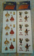 SandyLion CHICKEN RUN Movie Stickers 2 Sheets