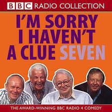 I'M SORRY I HAVEN'T A CLUE Volume 7 Seven 2 cd set BBC Radio 4 episodes