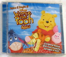 TUTTO IL MEGLIO DI DISNEY WINNIE THE POOH- SOUNDTRACK - CD+ DVD SIGILLATO