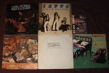 5 Frank Zappa / The Mothers LP's & DVD